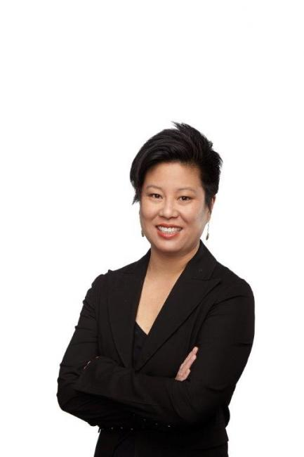 A photograph of Melissa Ho by Jeff Elkins