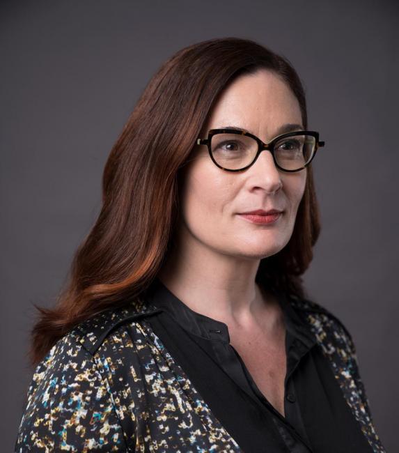 A photograph of Sara Snyder