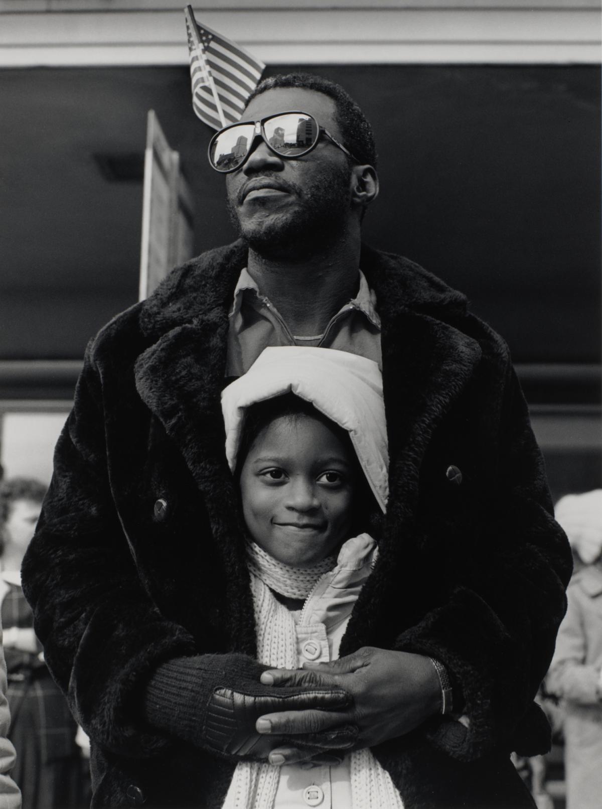 "Earlie Hudnall, Jr.'s photograph ""The Guardian"""