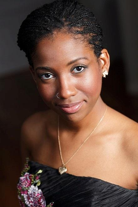 Photo of jazz singer Integriti Reeves who will take part in Take 5! at SAAM