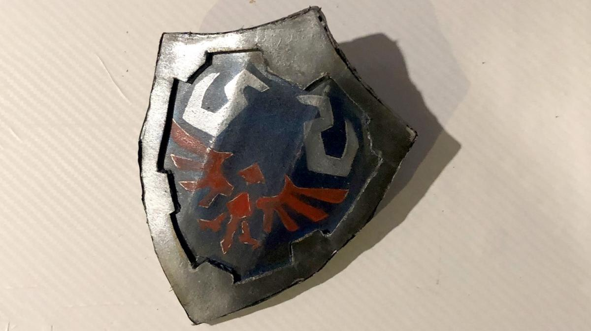 A craft shield