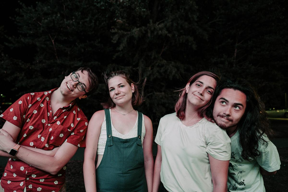 Podcast Release: Music and Conversation with DC Dream Pop Band, Lavender