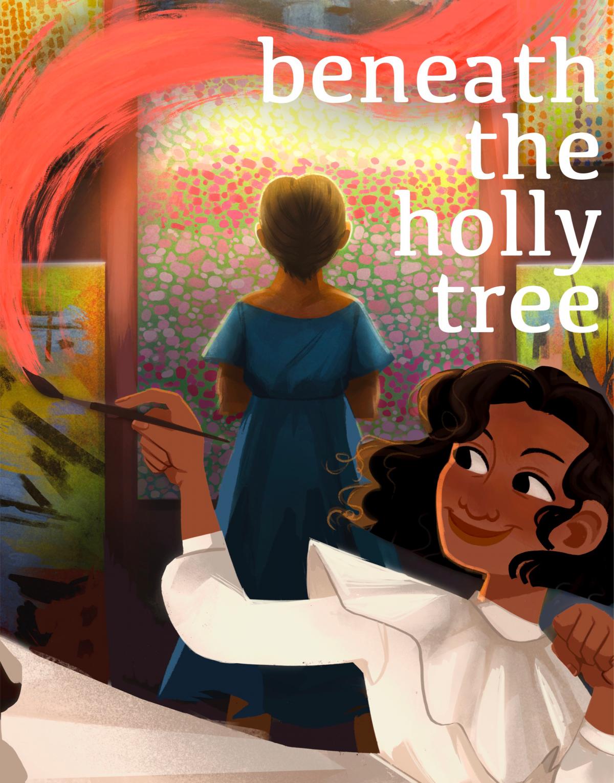 Alma Thomas comic cover