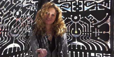 """Thumbnail - Meet The Artist: Kate Raudenbush on """"Future's Past"""" for """"No Spectators: The Art of Burning Man"""""""