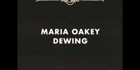 Thumbnail - A Garden-Thirsty Soul: The Making of A Comic About Maria Oakey Dewing