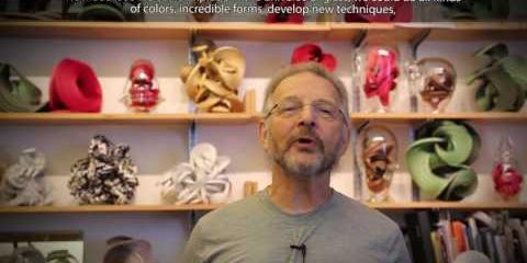 Thumbnail - Martin Demaine on Lino Tagliapietra—Connections: Renwick Gallery