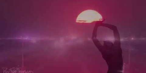 "Thumbnail - Roy Two Thousand, ""Lake of Dreams,"" Timelapse video installation, 2017-18"