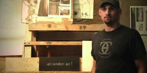 "Thumbnail - ""40 under 40"" Exhibition: Introduction"