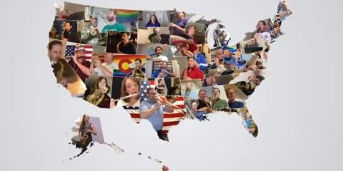 Thumbnail - Washington Post March - An LGBTQ+ Band Celebration for the 2021 Presidential Inauguration (Edited)