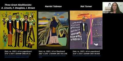 Thumbnail - Converse with a Conservator | William H. Johnson's Fighters for Freedom