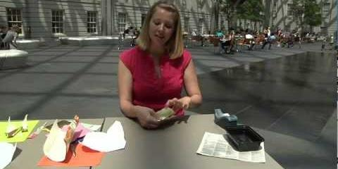 Thumbnail - Handi-hour Crafting: How to make your own envelopes