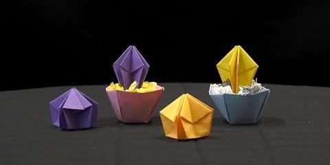 Thumbnail - Handi-hour: Origami Cactus