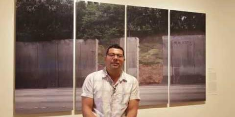 "Thumbnail - Meet The Artist: Ruben Ochoa on ""What if Walls Created Spaces?"""