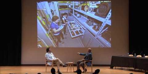 Thumbnail - Conserving and Exhibiting the Works of Nam June Paik Symposium: Talk with Curator Michael Mansfield and Conservator Hugh Shockey