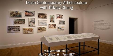 Thumbnail - James Dicke Contemporary Artist Lecture with Tiffany Chung