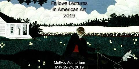 Thumbnail - 2019 Fellows Lectures in American Art - Day 1 - Session 1