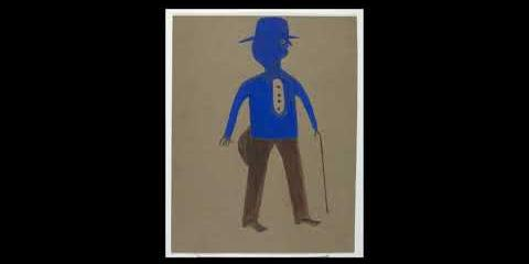 "Thumbnail - ""Between Worlds: The Art of Bill Traylor"" at the Smithsonian American Art Museum"