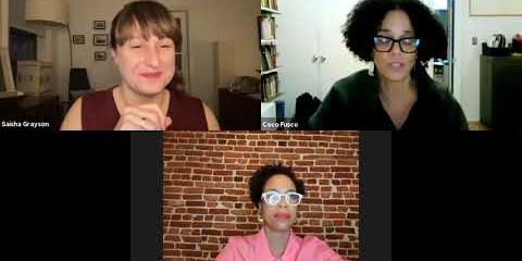 Thumbnail - Virtual Women Filmmakers Festival: Conversation with Coco Fusco