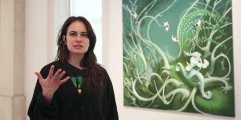 Thumbnail - Meet The Artist: Inka Essenhigh