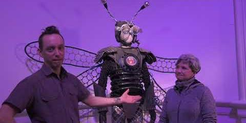"Thumbnail - Meet the Artist: Tyler Fuqua on ""Thorax"" for ""No Spectators: The Art of Burning Man"""