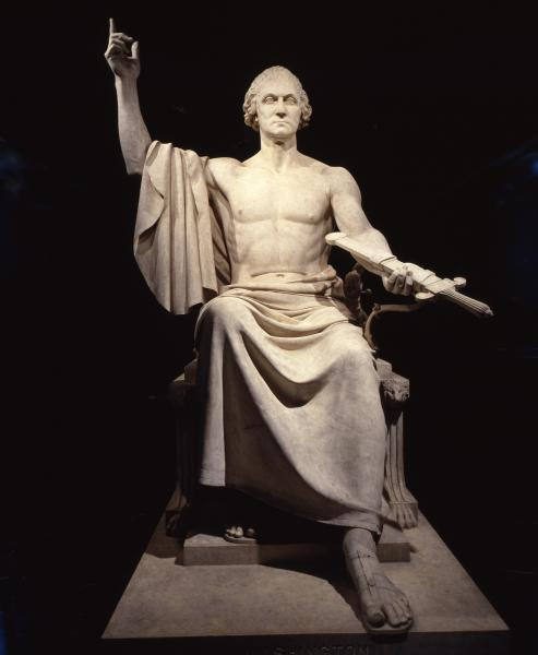Image result for george washington horatio