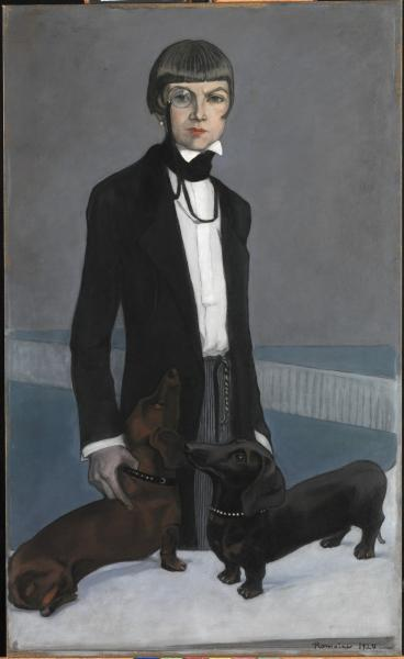 Image result for Una Vincenzo, Lady Troubridge by romaine brooks
