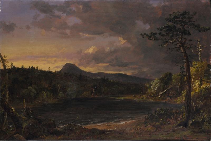 Catskill Creek | Smithsonian American Art Museum