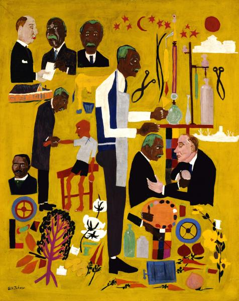 Dr George Washington Carver Smithsonian American Art Museum