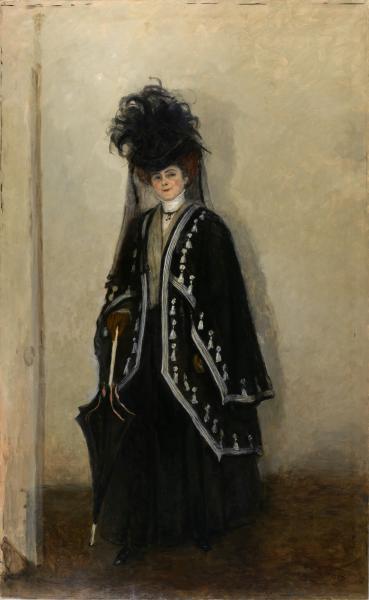 Madame Errázuriz | Smithsonian American Art Museum