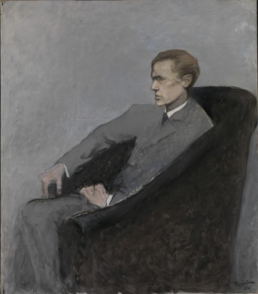 Le Duc Uberto Strozzi | Smithsonian American Art Museum
