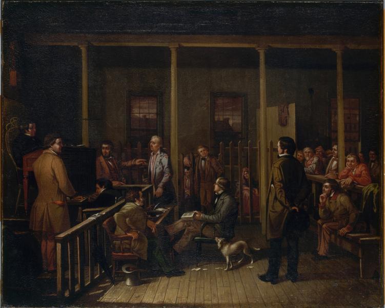 missouri courtroom smithsonian american art museum