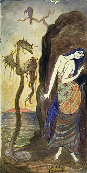 The Serpent and the Maiden