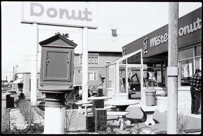 Untitled (Mister Donut), from