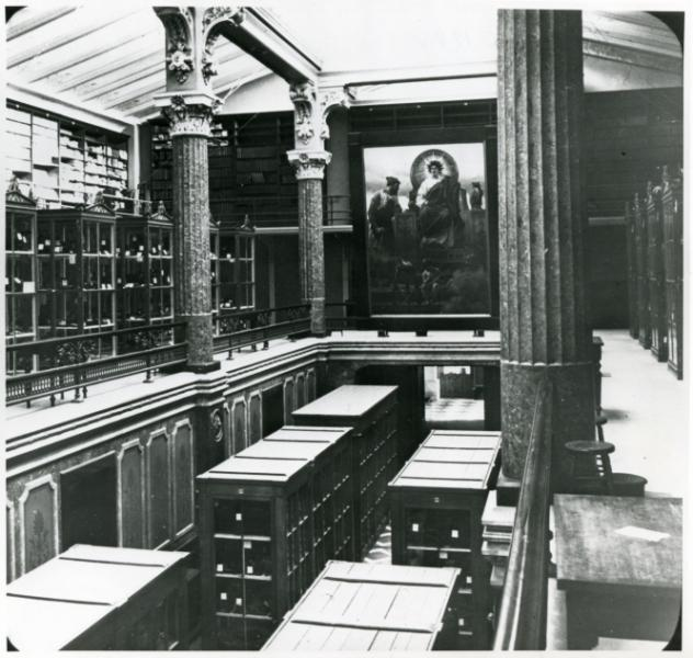 Patent Office Building's Great Hall, late 19th century (6 of 18)