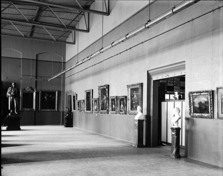 Picture Gallery in National Gallery of Art, 1906 (9 of 18)