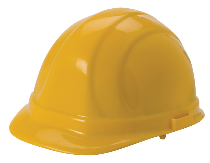 Yellow Construction Hard Hat