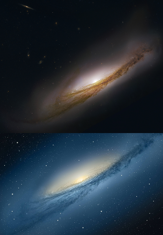 apple erases another few galaxies for mountain lion wallpaper the