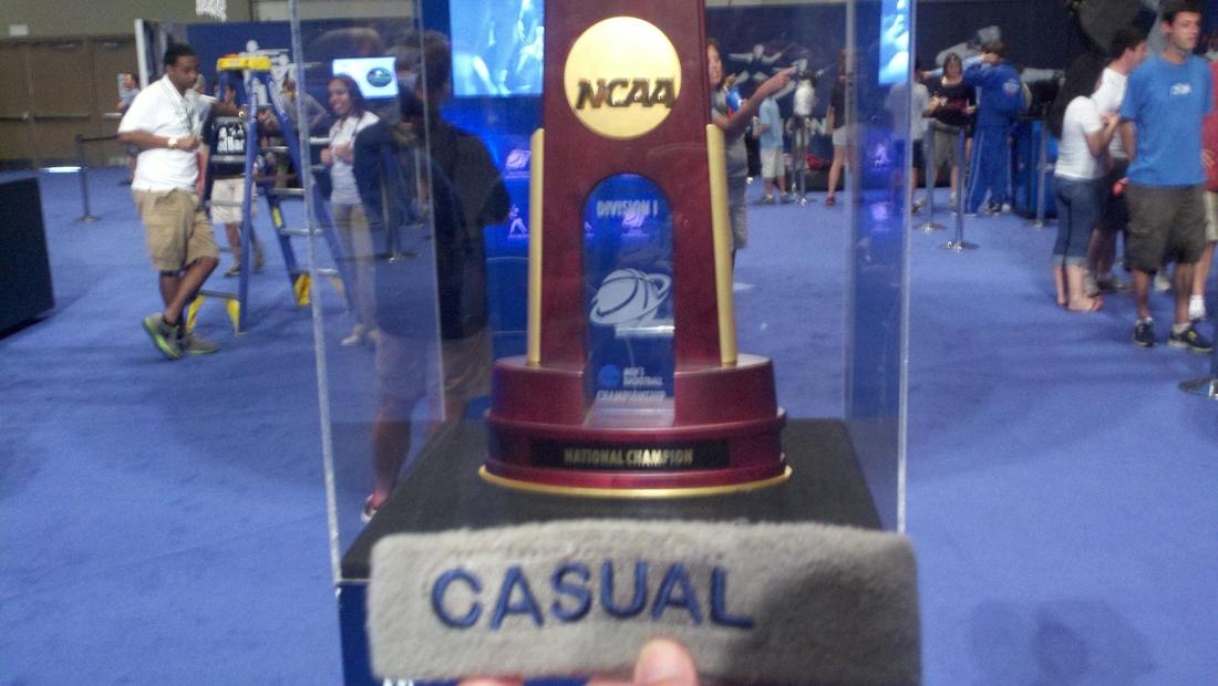 Kentucky Basketball One Shining Moment 2012: One Shining Moment: NCAA Championship Open Thread