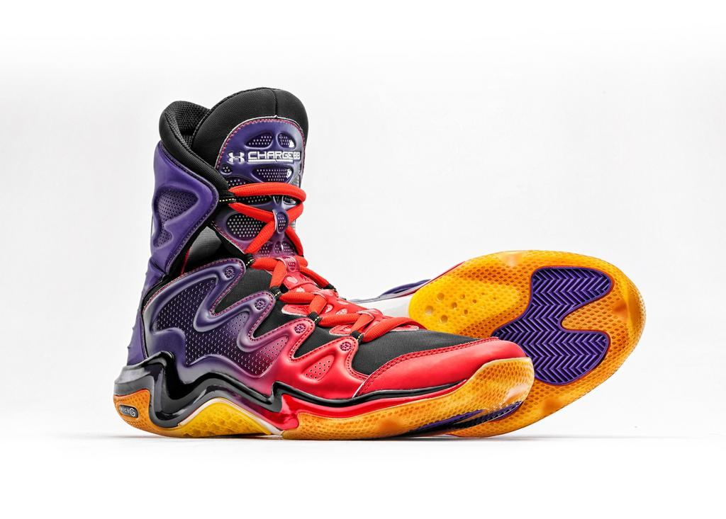 Cam Newton Basketball Shoes