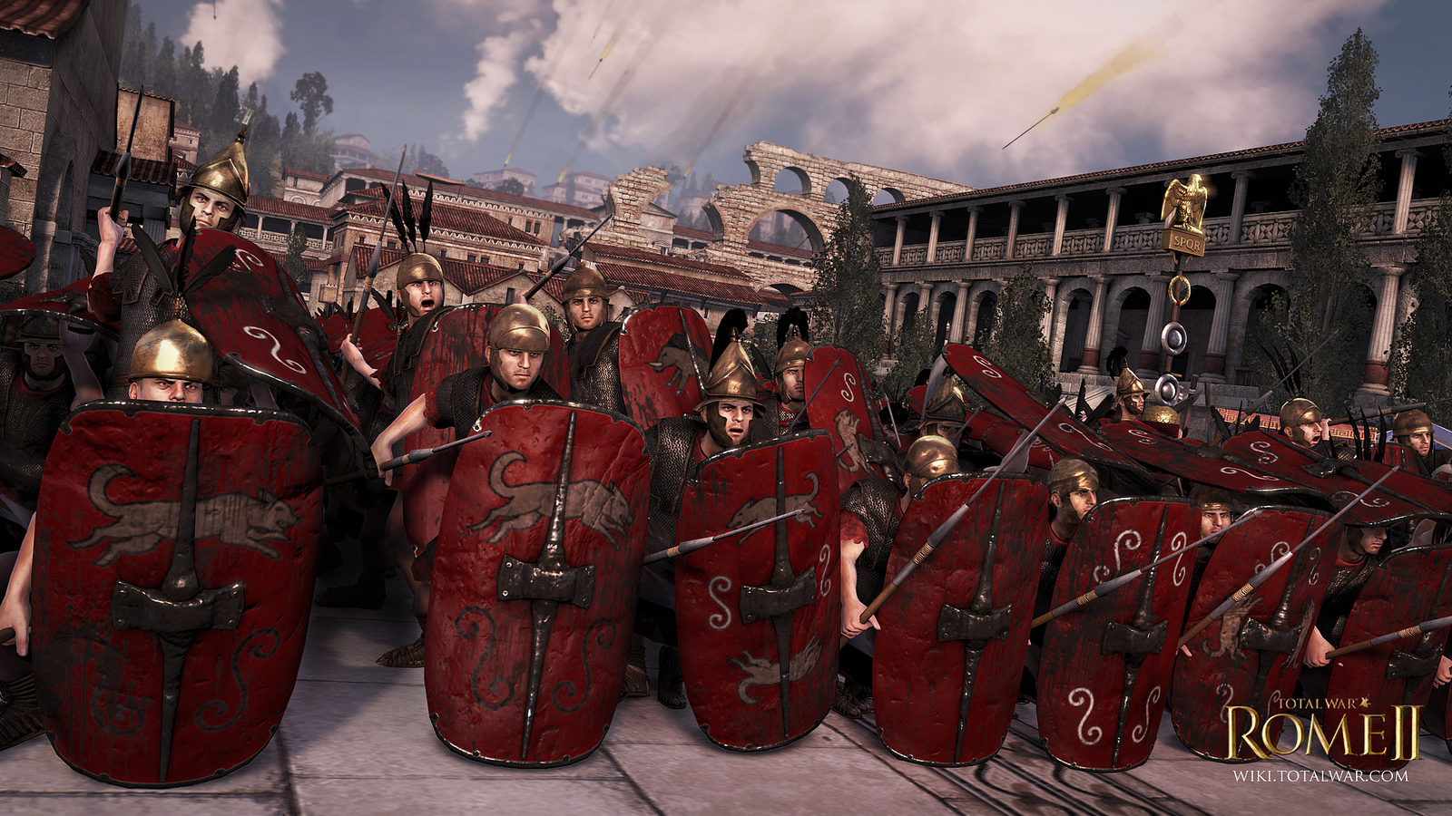 Rome Total War Improved Farms And Food Production