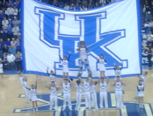 What S So Special About Kentucky Basketball: A Close Encounter With Kentucky's New God In The Cathedral
