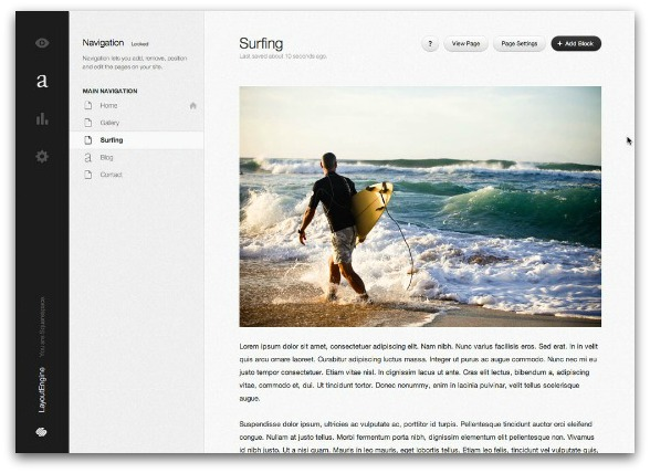 best squarespace template for blog - posterous is shutting down here are the best alternatives