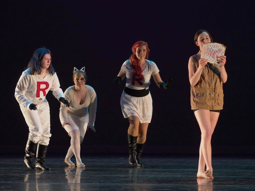 Red Shoes Ballet Story Line