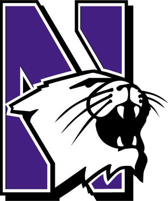 Resultado de imagen de northwestern wildcats olog