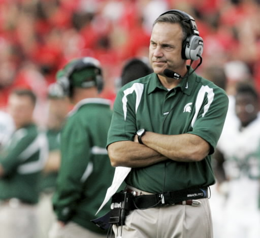 Image result for mark dantonio