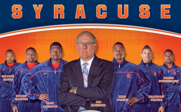 Syracuse Basketball Pissed Off For The New Season Troy Nunes Is
