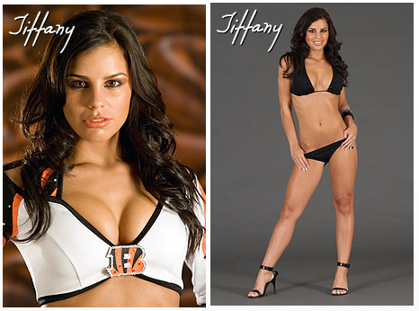 Rankings Hottest Nfl Cheerleaders By Team 2008 9 Hogs