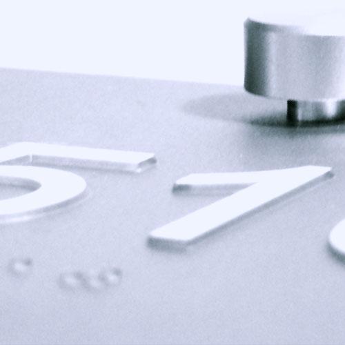 Novacryl-YA Series Photopolymer signage