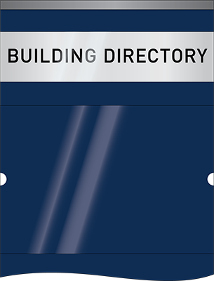 Sign:Directory, Small