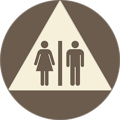 Sign:CA Unisex ID, Dark Background